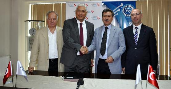 UTSO, Türkiye Finans'la Protokol İmzaladı!
