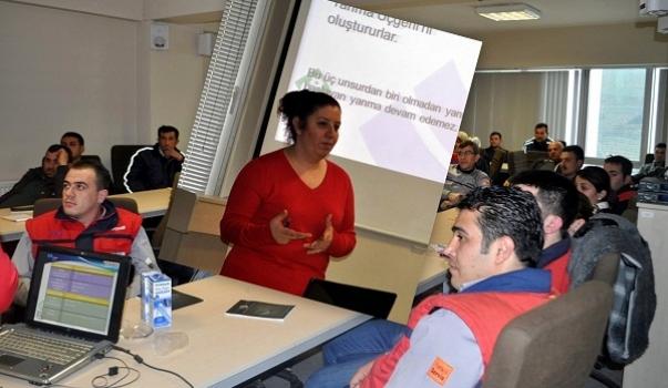 UTSO'dan 2 Bin Kişiye İş Sağlığı Güvenliği Eğitimi