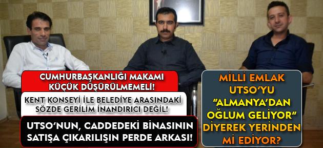 UTSO'dan Belediye'ye kurumların; AKP'den CHP ve MHP'ye siyasi partilerin nasıl yönetildiğine bir bakış!