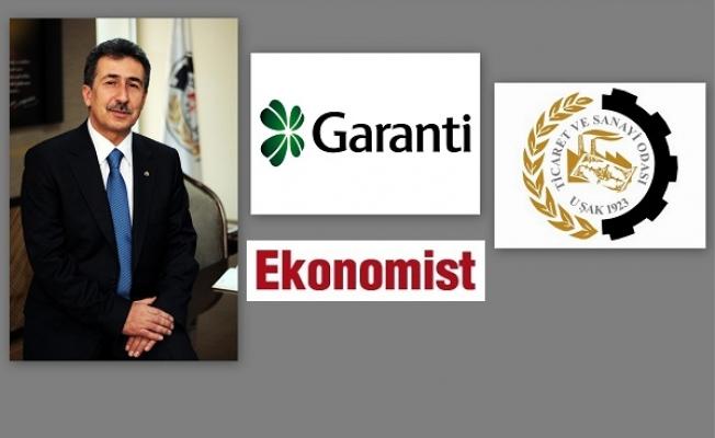UTSO'dan Ekonomist ve Garanti Bankası'nın Katkılarıyla İşadamlarına İpucu!