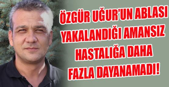 Veteriner Hekimler Odası Başkanı ve CHP'nin Önde Gelen İsimlerinden Özgür Uğur'un Acı Günü!