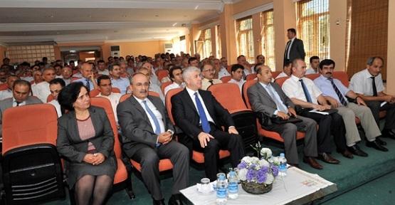 Yeni Eğitim ve Öğretim Yılının Değerlendirme Toplantısı Gerçekleşti