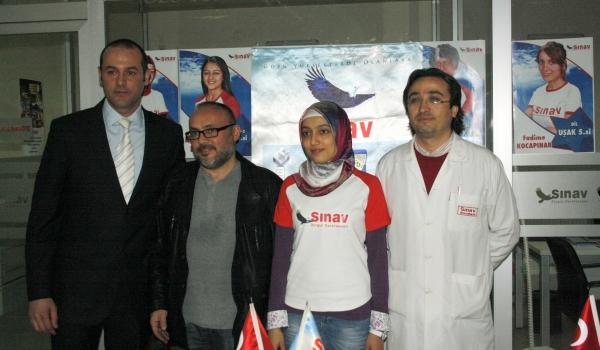 YGS'de Türkiye 2.si Uşak'tan!
