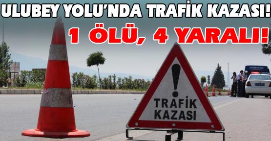 Yolcu Minibüsü İle Çarpışan Otomobilin Sürücüsü Hayatını Kaybetti!
