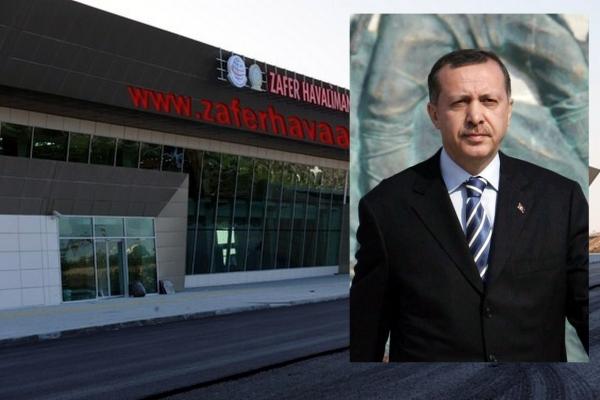 Zafer Havaalanı Başbakan'ın Katılımıyla Pazar Günü Açılıyor! Uşak'tan 5 Otobüs Gidecek!