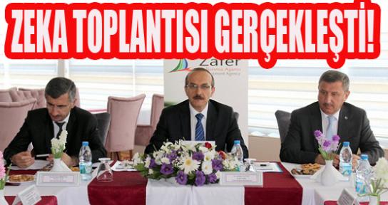ZEKA Yönetim Kurulu Turgutlu'da Toplandı!