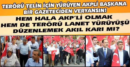 Zübeyde Hanım Anıtını Kaldıran AKP'li Belediye Başkanı, Ne İçin ve Nereye Yürüyor?