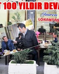 100 Yıllık Geleneksel Lezzetin Adresi: İmren Lokantası!