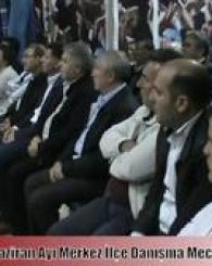 Ak Parti Haziran Ayı Merkez İlçe Danışma Meclisi Toplantısı Yapıldı!