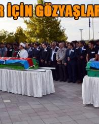 Azeri Öğrenciler İçin Cenaze Töreni Düzenlendi!