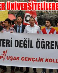 CHP'li Gençlerden Barınma Sorununa Tepki!