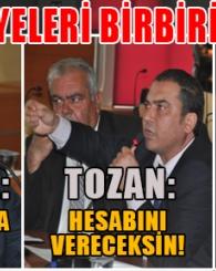 Furtana, Tozan'ın İddialarını Cevaplandırdı; Meclis Bir Anda Karıştı!