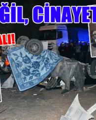 Uşak'ta Katliam Gibi Kaza! 3 Ölü, 7 Yaralı!