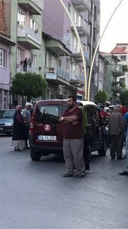 Uşak'ta servis aracı paten yapan gence çarptı: 1 Yaralı!