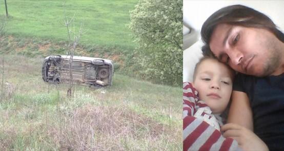 Uşak'taki Kazada Bir Çocuk Hayatını Kaybetti!