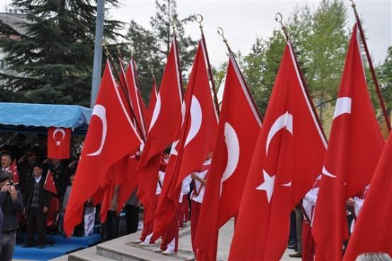 Uşak'ta 23 Nisan Ulusal Egemenlik ve Çocuk Bayramı Coşkuyla Kutlandı!