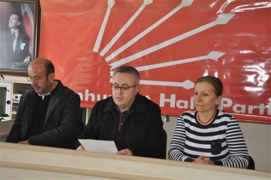 CHP Uşak Örgütü, Düzce İl Başkanına Gerçekleştirilen Çirkin Saldırıyı Kınadı!