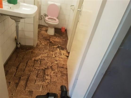 Evini kanalizasyon pisliği basan aileye Uşak Belediyesi'nden ret cevabı!