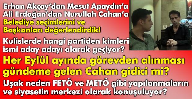 Çavuşoğlu'nun Uşak siyaseti ve FETÖ soruşturmalarının seyrine yönelik öngörü ve kulis bilgileri