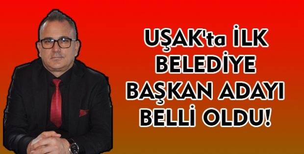 CHP, Ulubey ilçesinde Belediye Başkan adayını belirledi!
