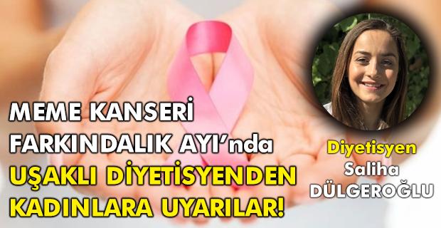 Meme kanserinden kurtulmak için nasıl beslenmeliyiz?