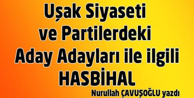 Nurullah Çavuşoğlu ile hasbihal