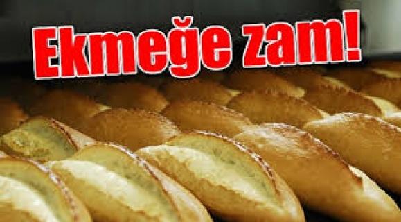 Uşak'ta ekmeğe yüzde 20 oranında zam geldi!