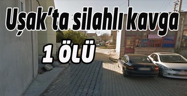 Uşak'ta siahlı kavga: Tüfekle vurulan genç hayatını kaybetti!