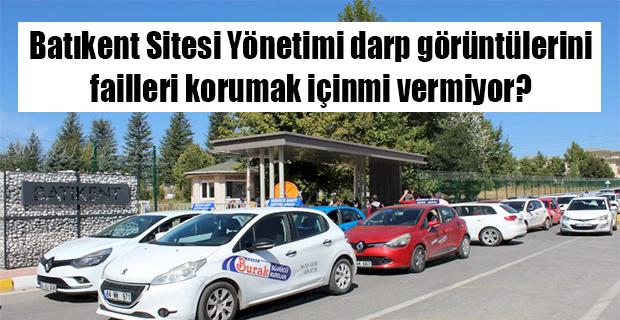 Uşak'ta şehir magandaları, sürücü kursu eğitmeni kadına saldırdı!