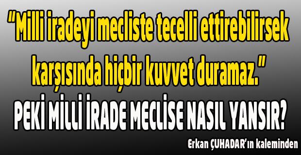 Atatürk düşmanlığı ölüyor adım adım halk içinde ve filizleniyor yeniden Atatürk sevgisi ve kuvayi milliye hissi.