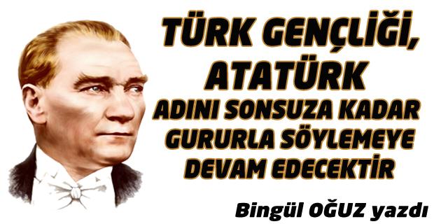 Atatürk adından Bağımsız Türkiye'den rahatsız olan emperyal uşakları korkarlar.