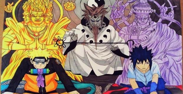 Tüm Naruto Shippuuden Bölümlerini Online İzle