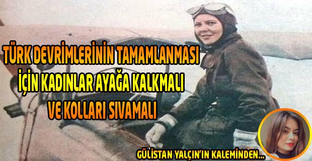 Türk Kadını Ne İstiyor?