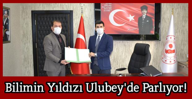 Tübitak 4007 Bilim Şenliği Projesi bu yıl ilk kez Ulubey ilçemizde gerçekleşiyor