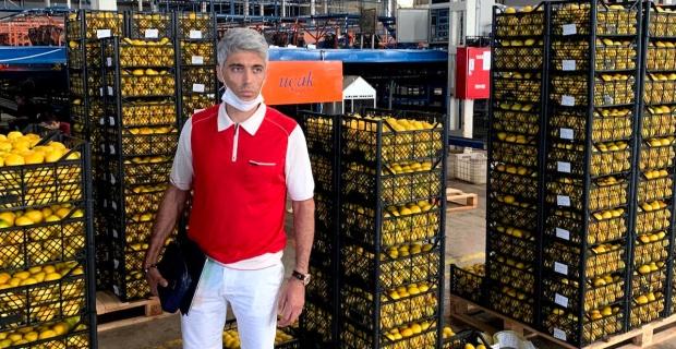 """Boris Volfman: """"Türkiye Limonda Zirveyi Hedefliyor"""""""