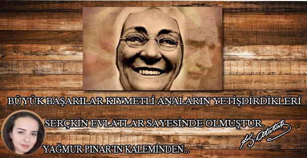 Ruhun Şad Olsun Eli Öpülesi Mübarek Kadın!