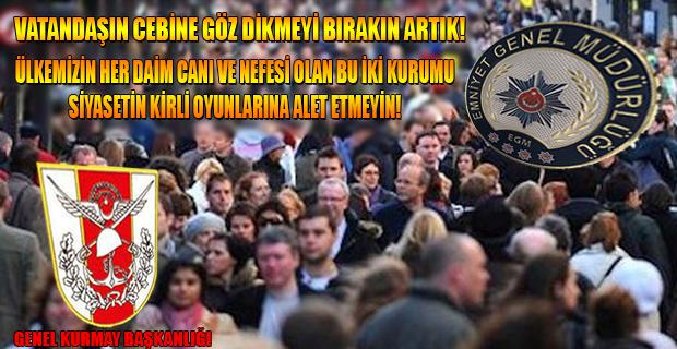 Erkan ÇUHADAR'IN Facebook Paylaşımı Halkla Polisin Nasıl Karşı Karşıya Getirildiğini Gözler Önüne Seriyor.