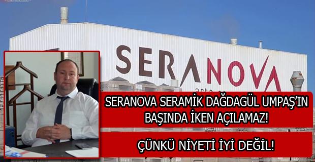Umpaş Holding; Enver Dağdagül'ün Bu Akıl Almaz Planları İle Talan Edilmeye Çalışılıyor.