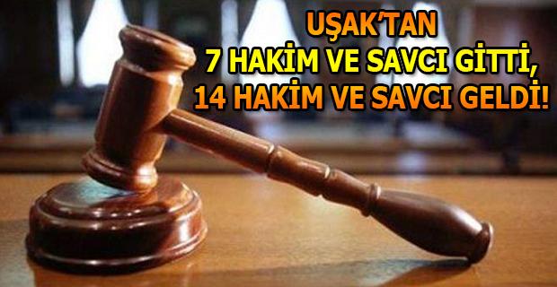 HSYK Kararnamesi Yayınlandı, 3070 Hakim ve Savcının Yeri Değişti!