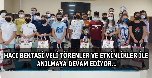 İl Kültür Müdürlüğü Hacı Bektaşi Veli etkinlikleri ile ilgili basını ve dolayısıyla kamuoyunu bilgilendirdi.