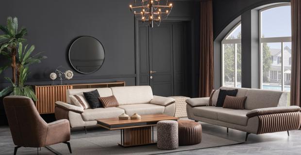 Sıla Ev Mobilyaları Modern Oturma Grupları Modelleri
