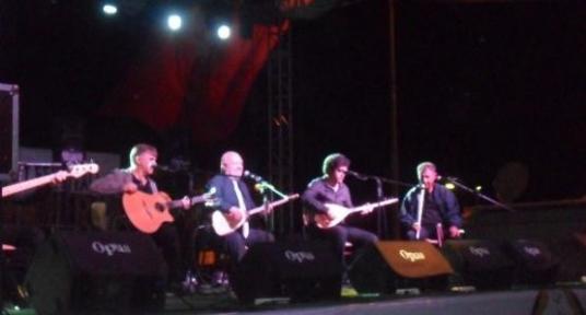 20.Uluslararası Eşme Turistik Kilim Festivali Musa Eroğlu Konseri İle Sona Erdi!