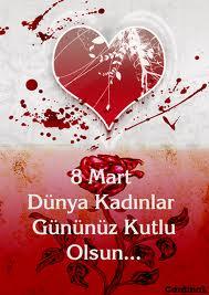 8 Mart Dünya Kadınlar Günü Tarihçesi...