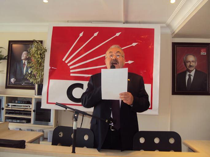 Adnan Cengiz CHP den Milletekili Aday Adaylığını Açıkladı, İşte CHP Aday Adayları