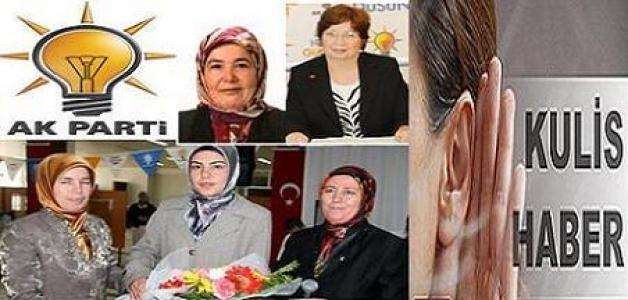 Ak Parti de Kadın Kolları Başkanlığına Yine mi Bir Bürokrat Eşi Gelecek.. (Ak Parti Kulisleri)