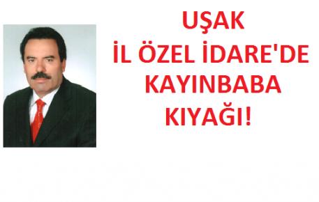 Ak Parti İl Genel Meclisi Üyesi Mehmet Atasorkun'dan Gelinine Özel İdarede İş Kıyağı!