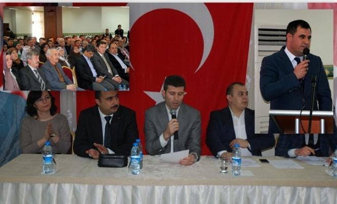 Ak Parti Uşak İl ve İlçe Teşkilatları Danışma Meclisi Toplantısında Bir Araya Geldi