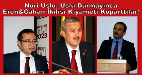 Ak Parti'de Bayramlaşmaya Aday Adaylarımızın Projesi Yok Tartışması Damgasını Vurdu
