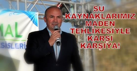 Ali Erdoğan'dan Çok Tartışılacak Sözler ve Uşak Halkına Yerinde Çağrı!