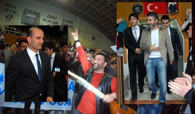 Ali Kınık ve Osman Öztunç Uşak Konseri Gerçekleştirildi!